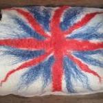 Felted Union Jack
